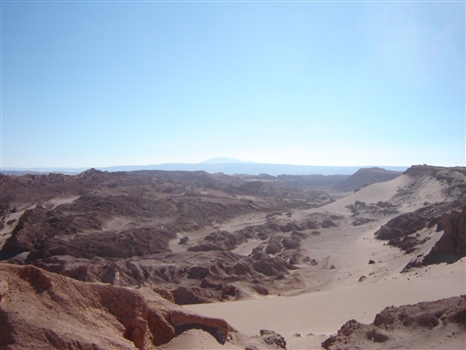 Moon Valley, San Pedro de Atacama, Chile.