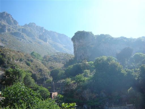 Sicilien er faktisk en meget mere grøn og frodig ø, end de fleste tror. Især på den bjergrige norddel.