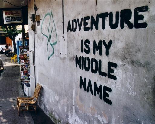 Graffiti - Paura Irian Jaya
