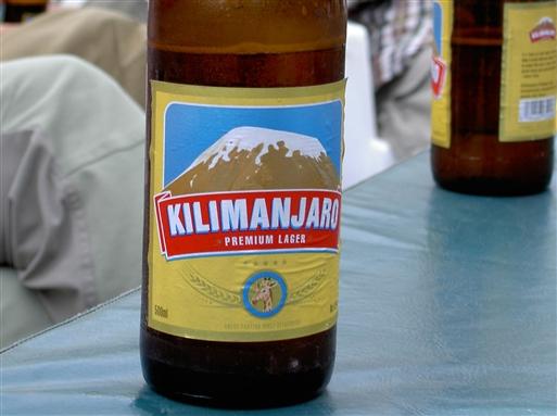Lokal øl - Tanzania
