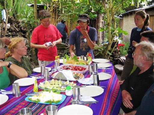 Frokost - Laos