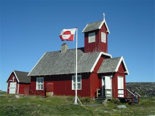 Lokal kirke - Grønland