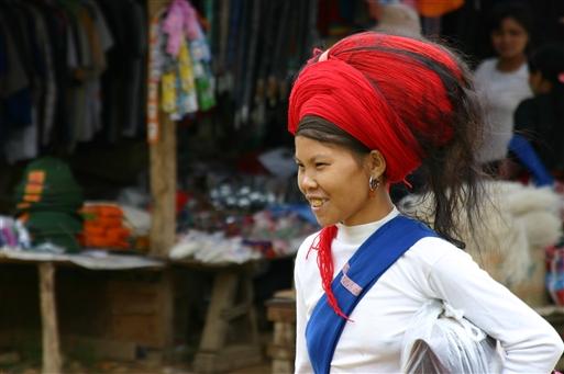 Lokal skønhed - Vietnam