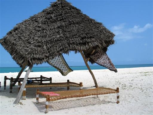Kendwa Beach på Zanzibar - Tanzania