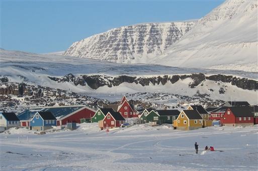 Diskoøen - grønland