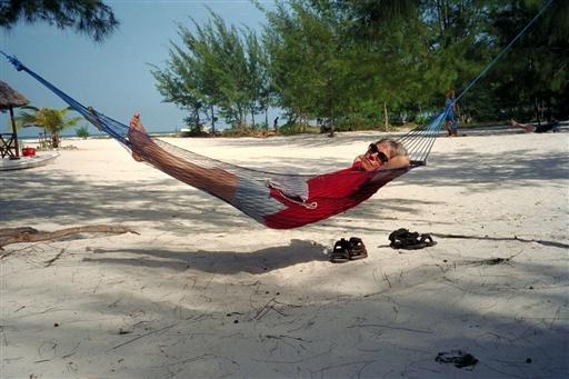 Total afslapning på Zanzibar - Tanzania