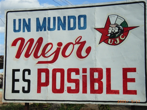 Opbyggelig tekst - Cuba