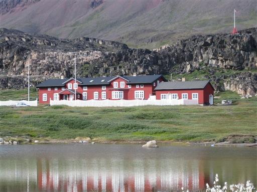 Arktisk station ved Qeqertarsuaq