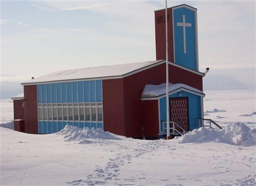 Kirken i Qaanaaq