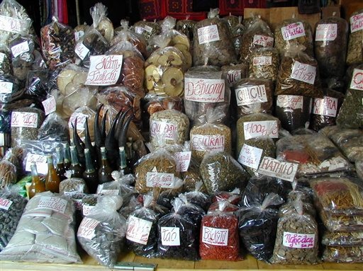 Alverdens krydderier