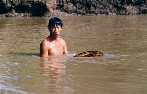 Sneglejagt i Mekong