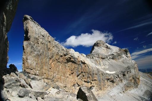 Breche de Roland 2.807 m