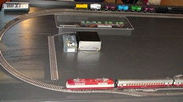Trafo and LZV100 is disconnected easily under transport and in separate box.