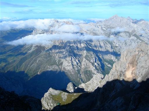 Picos de Europa er en smuk og dramatisk bjergkæde i det nordlige Spanien.