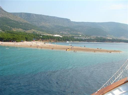En af Adriaterhavets smukkeste strande