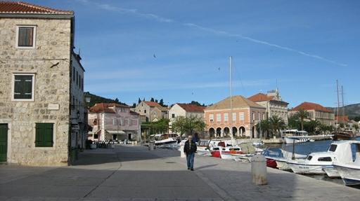 Morgenstemning i Jelsa
