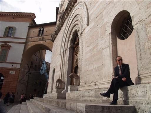 Foligno, vores sydlige nabo, er en historisk by.
