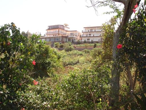 Hotellet i bjergene på Santiago.