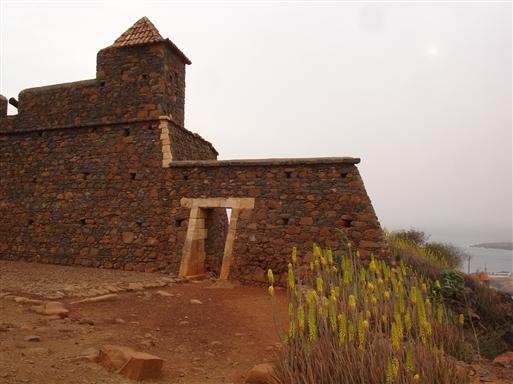Fortet i Cidade Velha.