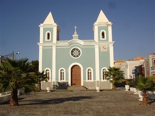 Kirken i Sao Felipe på Fogo.
