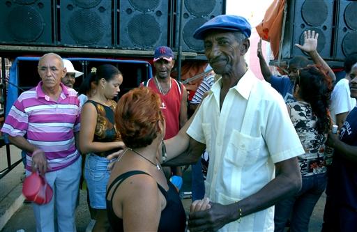 Gadefest i Trinidad.