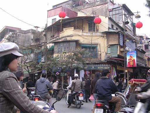 Hanois gamle kvarter