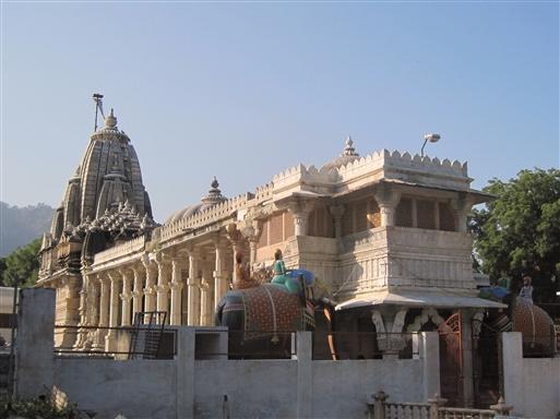 Jaintempel i Bagha Ka Bagh.