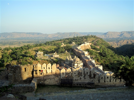 Khumbalgarh fortet