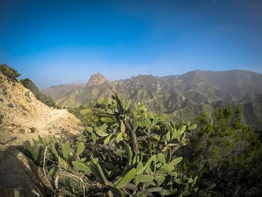 Eminent vandring på vulkanøen La Gomera