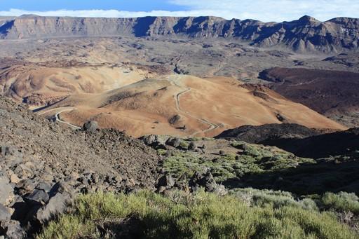 Tre vandredage i Tenerifes golde vulkanlandskab