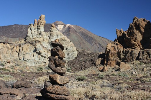 Vandring i Roques Garcia - et geologisk slaraffenland