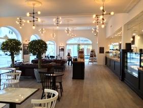 Ejvinds Ringkøbing, Cafe og Bageri