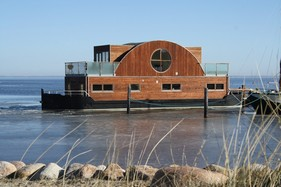 HUSBÅDEN MISSISIPPI, Hvide Sande Ringkøbing Fjord.  Flere billeder kommer snart...