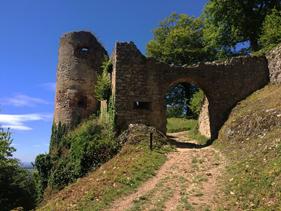 Ferrette Alsace