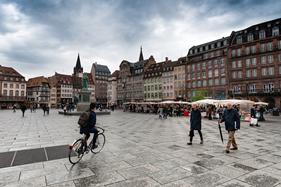 Place Kleber Alsace