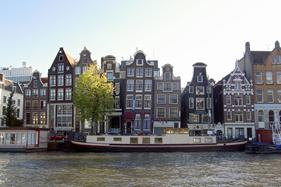 Amsterdam - kanalernes by