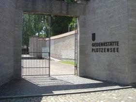 Gedenkstätte Plützensee