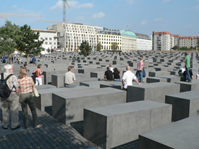 Holocaust monumentet, Berlin