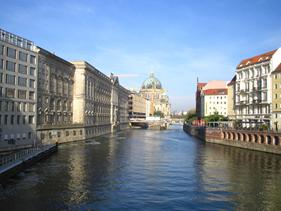 Berlin by område