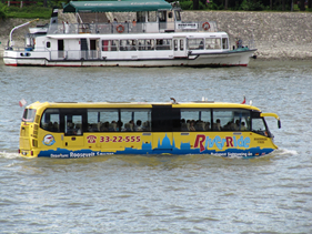 Riverride sightseeing Budapest