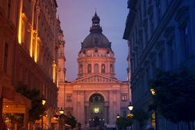 Kirke i Budapest