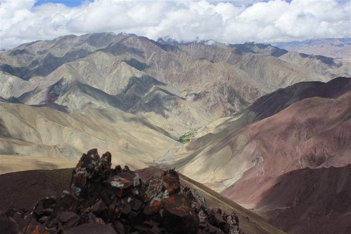 bjerge i indien