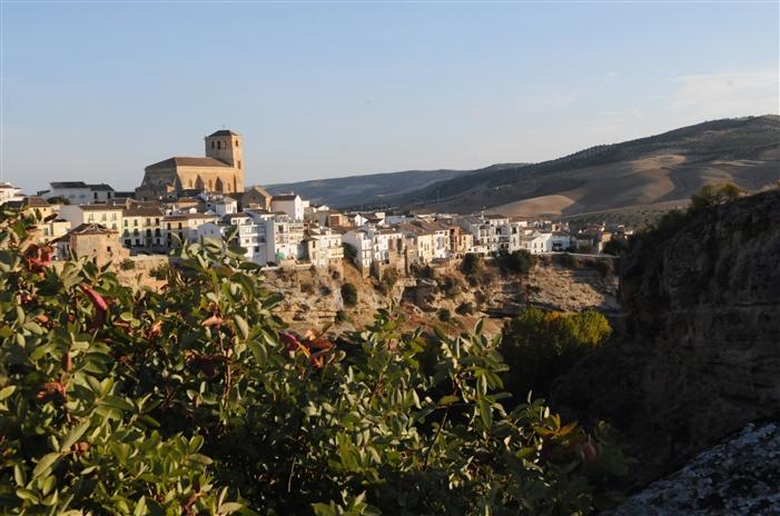 hyggelige autentiske landsbyer i spanien