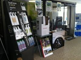 Alle de nye produkter fra Isabella til rengøring, det nye Click Light og de nye smarte hjulafdækninger