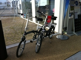 Alu-cykel og el-cykel fra DCT