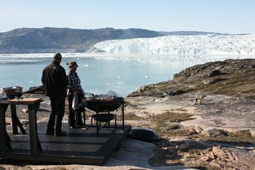 topas rejser grønland