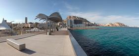 Promenaden i Alicante