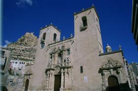 Santa Maria Alicante