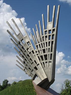 Wings Monument i Bukarest