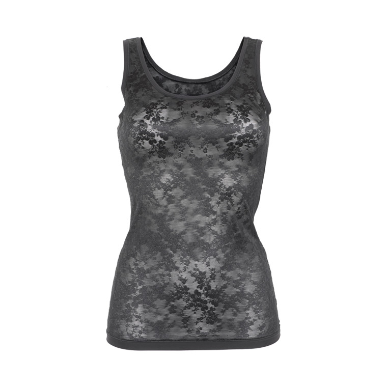 TRIUMPH BODY MAKE-UP LACE SHIRT S